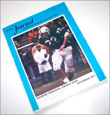 1973 John Cappelletti HEISMAN AWARD multi signed D.A.C. Journal Penn Joe Paterno