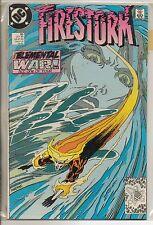 DC Comics Firestorm #90 October 1989 VF