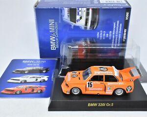 1046 Kyosho 1/64 BMW 320i Gr.5 Jägermeister #15 Near-Mint in Box Tracking Number