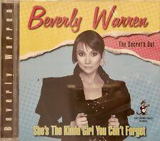 BEVERLY WARREN 'The Secret's Out' - 31 Tracks