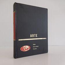 ARTE IDEA CREAZIONE FORMA V7 IL LIBRO DEL MONDO 1974