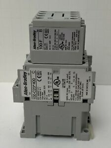 Allen Bradley 100-C23*400 C Contactor Qty Available
