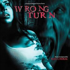 Wrong Turn [Original Motion Picture Score] by Elia Cmiral (CD, Varese Sarabande)