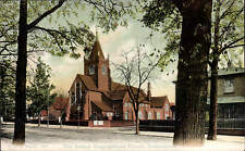 Southampton. The Avenue Congregational Church by FGO Stuart # 977.