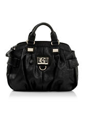 ..GUESS TULA..LARGE BLACK STYLE SATCHEL-JUST STUNNING!  ***BLOW OUT !!! ***