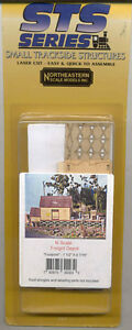 Freight Depot Kit  N (1/160) Scale  - North Eastern Scale Model  1/144 model