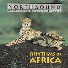 RHYTHMS OF AFRICA NorthSound CD - New