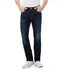 Levi's Blue 511 Slim Fit Biology Jeans 34w X 34l