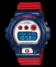DW-6900AC-2 Digital Resin Band Casio G-shock Full Packy New Color Blue Red White