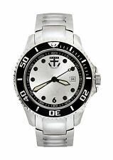 AFL St Kilda Saints All Stainless Steel Gents Watch FREE SHIPPING
