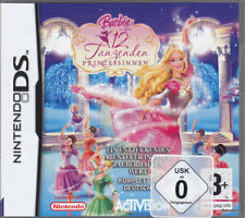 Barbie und die 12 tanzenden Prinzessinnen  (NDS)