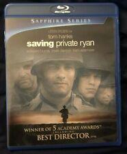 Saving Private Ryan (Blu ray and Dvd) Read The Description!