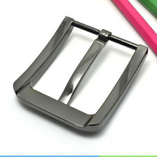40mm Zinc Alloy Pin Buckle for Men DIY Leather Belt Spare Replacement Bronze
