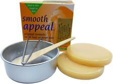 Smooth Appeal Original Formula facial hair removal Wax for upper lip sideburns