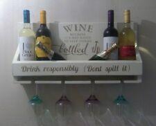 home drinks bar alcohol shelving unit wine bar shelf glass holder