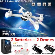 Hubsan H502S FPV Drone 720P HD GPS RC Quadcopter W/...