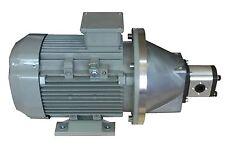 Hydraulikaggregat 24l/min / Elektromotor 2,2 KW / Pumpeneinheit für Holzspalter