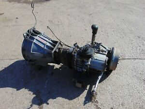 Land Rover Discovery Mk2 02-04 TD5 15P Diesel Manual Gearbox + transfer box