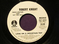 NORTHERN SOUL Robert Knight - Love On A Mountain Top - Monument Demo