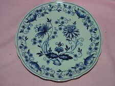 """Wunsiedel Blue Onion Dessert plate 7 1//2/"""" wun24"""