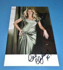 CLAIRE SWEENEY GENUINE AUTHENTIC SIGNED AUTOGRAPH 6x4 PHOTO CARD BROOKSIDE + COA