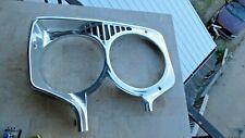 1966 Plymouth Fury headlight bezel / door