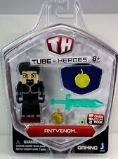 Tube Heroes Ant Venom Figure with Accessories Tube Heroes Unite Collect All