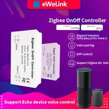 Smart Home Zigbee Wireless Switch Module For Echo/Smart Things Hub Module US