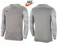 Nike Mens Goalkeeper Jersey Park IV Keeper Goalie Long Sleeve Shirt Soccer Top