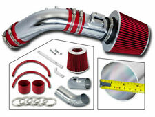 BCP RED 2004 2005 2006 2007 Accord 2.4L L4 SULEV DX LX EX SE Ram Air Intake