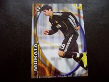 MORATA ROOKIE 2011 2012 REAL MADRID MUNDICROMO