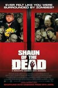 SHAUN OF THE DEAD DVD NEW (SEALED DVD)