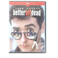 Better Off Dead (Dvd, 1985) John Cusack Diane Franklin Curtis Armstrong
