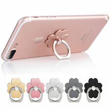 Universal 360 Rotating Finger Ring Stand Holder For Cell Phone FLOWER All Colors