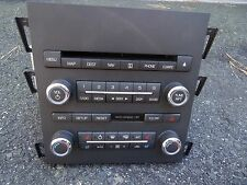 AM FM RADIO MEDIA CLIMATE CONTROLS PHONE CD PLAYER NAVI MAP SWITCH OC16K847