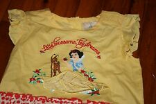 Disney Baby Snow White girls 1-2 Yrs. one piece outfit NWT