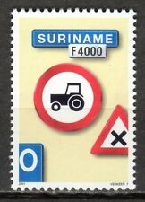 Suriname - 2001 Road Signs (VII) -  Mi. 1797 MNH