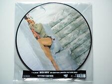 Mylene Farmer Album double 33Tours vinyles picture disc Bleu Noir
