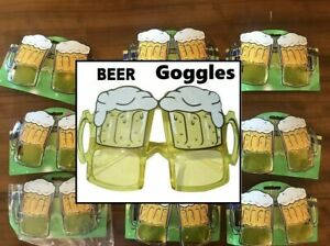 fancy dress glasses Beer goggles specs NEW stag night hen do Party Rave
