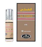 Boîte De 6 Al Fares Par Al Rehab 6ml Rouleau Sur Poivré Doux Parfum Huile
