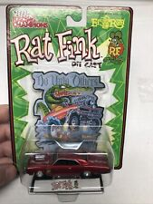 Racing Champions Ed Big Daddy Roth Rat Fink Die Cast 1/64 Scale Gto G.T.O