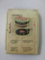 ROLLING STONES Let It Bleed M72167 8 Track Tape