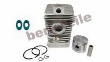 Kolben Zylinder Wellendichtringe Lagerschale passend für Stihl 023 MS 230