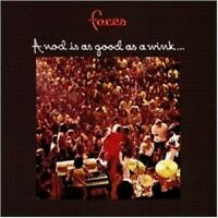"THE FACES ""A NOD'S AS GOOD AS A WINK"" CD NEW!"