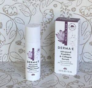 Derma-E Advanced Peptides & Collagen Serum 15mL / 0.5 oz