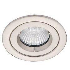 Alto Downlight Fire Rated Chrome Fixed Spot Light Fixture MR16 GX5.3 LED AL5180