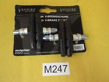Two (2) Sets of Ventura Complete Bike Brake Pad Set, 70mm / Two Bikes