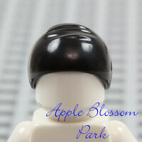 NEW Lego Minifig Black SWIM SUIT CAP - Girl Boy Swimmer Minifigure Head Gear Hat