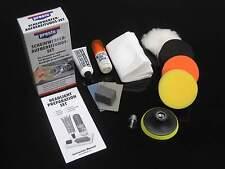 Kit rénovateur optiques de phares avant et feux arrière presto et polissage