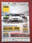 Offizielles Rennprogramm ADAC GT Masters Red Bull Ring 2017, Audi BMW Mercedes